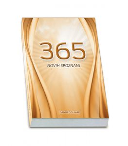 Meditacija Sandi, Knjiga 365 novih spoznanj,